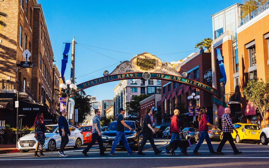 The Best Way to Spend a Day in the Gaslamp Quarter