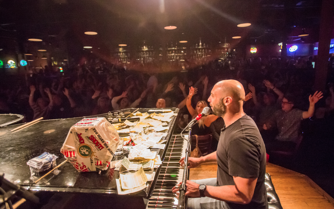 The Shout! House Dueling Piano Bar: Jonathan Coyle Feature