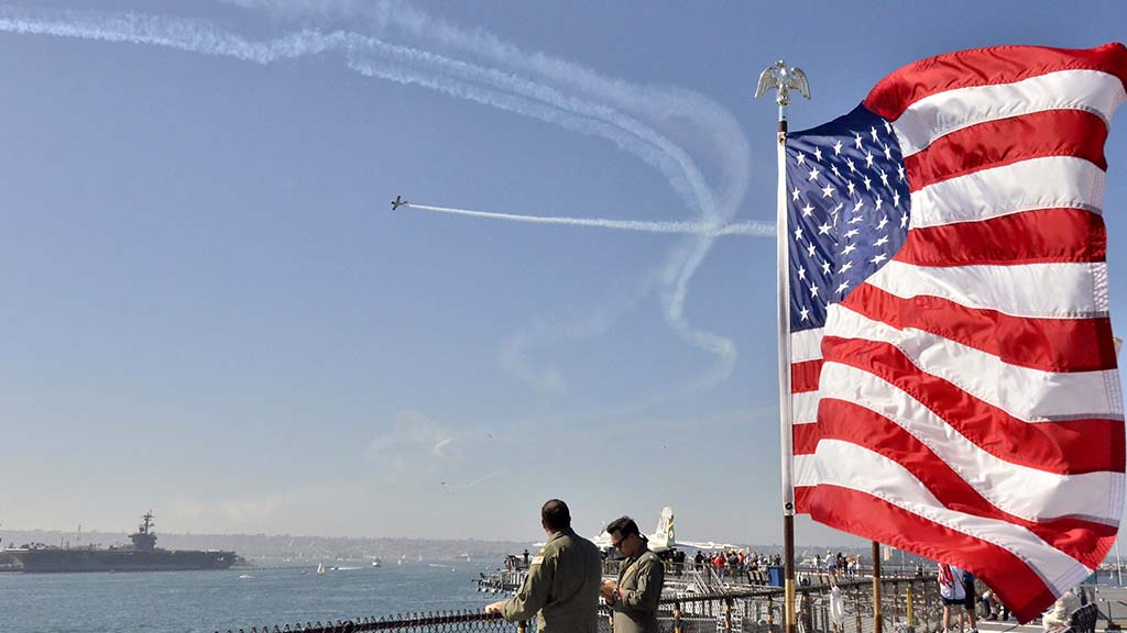 What to do in San Diego for Memorial Day Weekend